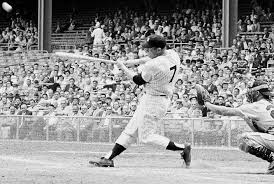 Mickey Mantle homerun
